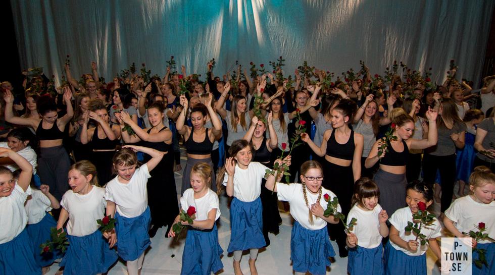 Att Piteå är en dansstad gick inte att ta miste på igår.