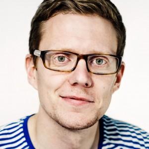 Niclas Wikström är moderator för Näringslivets dag.