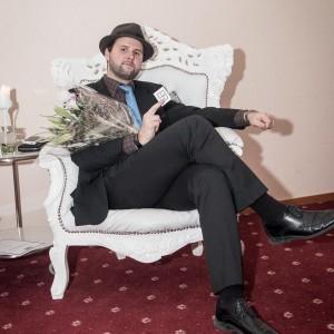 Årets kommunikatör 2015: Mikael Sundkvist, P-town.