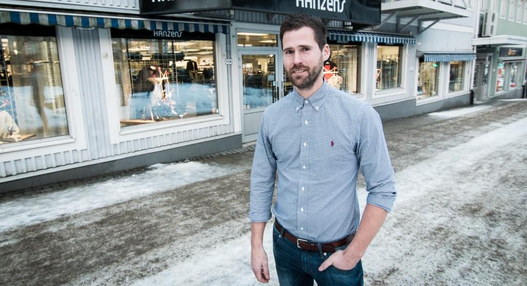 Lars Åström ger sig ut på nya äventyr efter 14 år i Hanzens tjänst.
