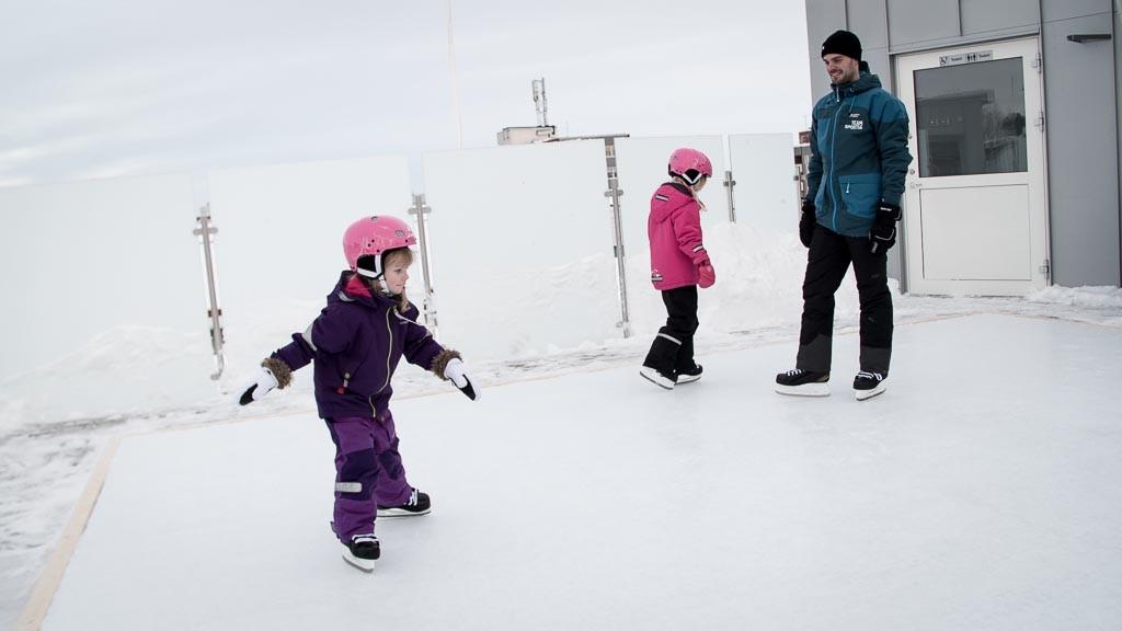 En ny syn i Piteå. Kul initiativ tycker vi!
