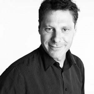 Fredrik Andersson från Wiseweb är initiativtagare till Digely. Foto: Maria Fäldt