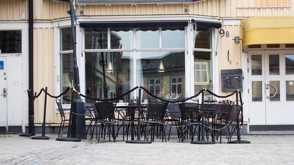 Den här lokalen på Rådhustorget kan bli Piteås nya häng.