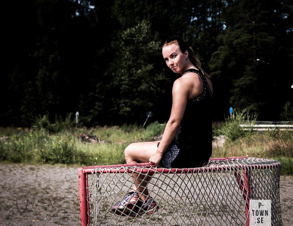 Nästa år spelar vår främsta kvinnliga hockeyspelare med Djurgården.